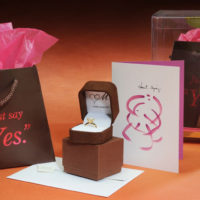 """Just Say Yes."" Ring Package 1"
