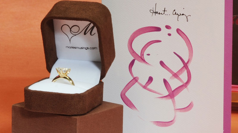 """Just Say Yes."" Ring Package 3"