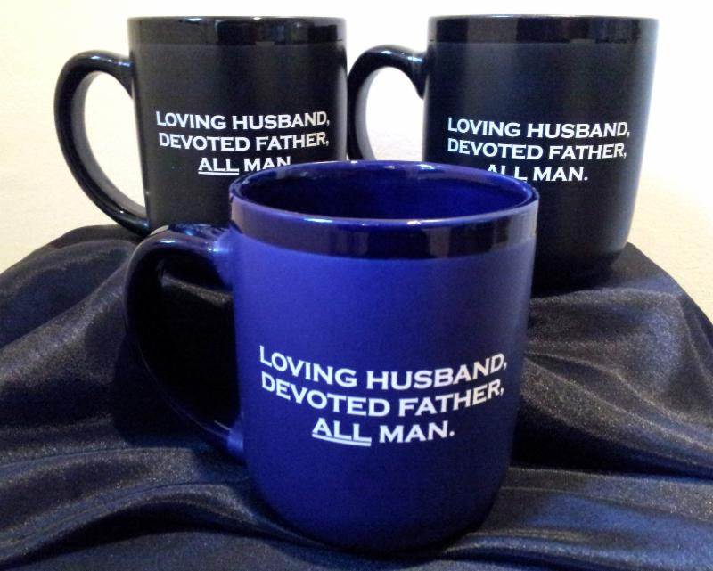 Coffee Mug Loving Husband Devoted Father All Man Maries Musings