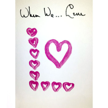 When We Made Love | Greeting Card