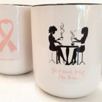 Breast Cancer Awareness Coffee Mug